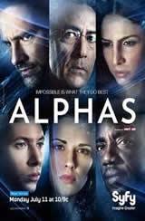 Alphas 2x07 Sub Español Online