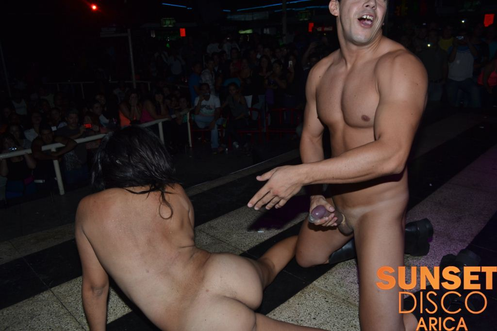 Sexo discotheque sunset arica chile i video baja calidad
