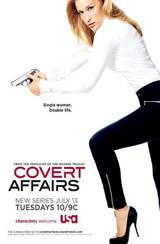 Covert Affairs 3x20 Sub Español Online